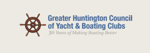 Greater Huntington Council of Yacht and Boating Clubs Logo Design